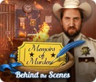 Memoirs of Murder: Behind the Scenes Spiel
