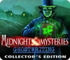 Midnight Mysteries: Ghostwriter Sammleredition Spiel