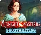 Midnight Mysteries: Ghostwriter Spiel