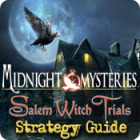 Midnight Mysteries 2: The Salem Witch Trials Strategy Guide Spiel
