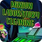 Minion Laboratory Cleaning Spiel