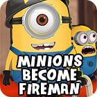 Minions Become Fireman Spiel