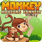 Monkey Mahjong Connect Spiel