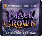 Mystery Case Files: Black Crown Collector's Edition Spiel