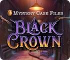 Mystery Case Files: Black Crown Spiel