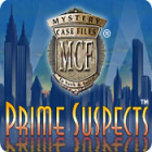 Mystery Case Files Prime Suspects Spiel