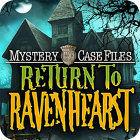 Mystery Case Files: Rückkehr nach Ravenhearst Spiel