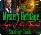 Mystery Heritage: Sign of the Spirit Strategy Guide Spiel