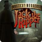 Mystery Murders: Jack the Ripper Spiel