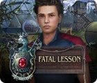 Mystery Trackers: Fatal Lesson Spiel