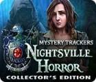 Mystery Trackers: Der Horror von Nightsville Sammleredition Spiel