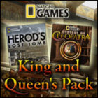 Nat Geo Games King and Queen's Pack Spiel