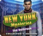 New York Mysteries: The Outbreak Collector's Edition Spiel