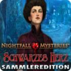 Nightfall Mysteries: Schwarzes Herz Sammleredition Spiel