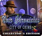 Noir Chronicles: City of Crime Collector's Edition Spiel