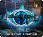 Paranormal Files: Der große Mann Sammleredition Spiel
