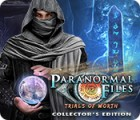 Paranormal Files: Trials of Worth Collector's Edition Spiel