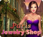 Paris Jewelry Shop Spiel
