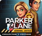 Parker & Lane Criminal Justice Collector's Edition Spiel