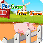 Pig Escape From Farm Spiel