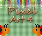 Pixel Art 4 Spiel