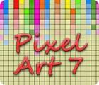Pixel Art 7 Spiel
