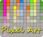 Pixel Art Spiel