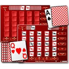 Poker Patience Spiel