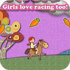 Pony  Adventure. Girl With Album Spiel