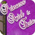 Princess Ariel and Eric. Coloring Spiel