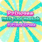 Princess Mix and Match 2 Piece Dress Spiel