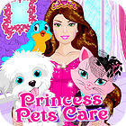 Princess Pets Care Spiel