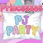 Princesses PJ's Party Spiel