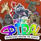 Pufu's Spiral: Adventures Around the World Spiel