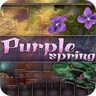 Purple Spring Spiel