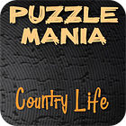 Puzzlemania. Country Life Spiel