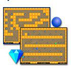 Pyra-Maze Spiel