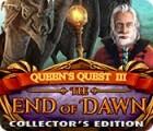 Queen's Quest III: Das Ende der Dämmerung Sammleredition Spiel