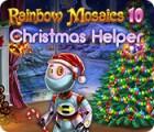 Rainbow Mosaics 10: Christmas Helper Spiel