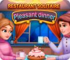 Restaurant Solitaire: Tolles Abendessen Spiel