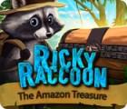 Ricky Raccoon: Der Schatz am Amazonas Spiel