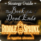 Riddle of the Sphinx Strategy Guide Spiel
