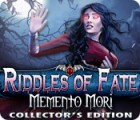 Riddles of Fate: Memento Mori Sammleredition Spiel