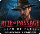 Rite of Passage: Die Karten des Schicksals Sammleredition Spiel