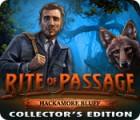 Rite of Passage: Hackamore Bluff Collector's Edition Spiel
