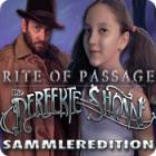 Rite of Passage: Die perfekte Show, Sammleredition Spiel