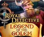 Royal Detective: Legend of the Golem Spiel
