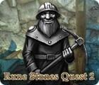 Rune Stones Quest 2 Spiel