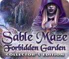 Sable Maze: Der verbotene Garten Sammleredition Spiel