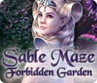 Sable Maze: Der verbotene Garten Spiel